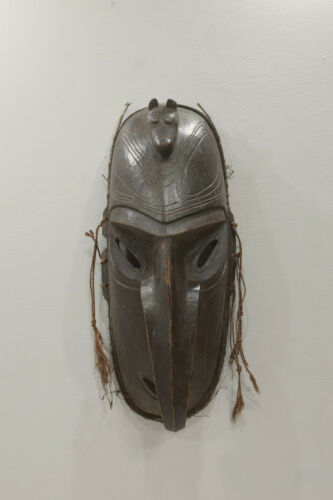 Papua New Guinea Mask Murik Lakes Lower Sepik River