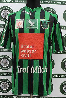 Maglia calcio WACKER INNSBRUCK TG M 2008/09 shirt trikot maillot jersey camiseta image