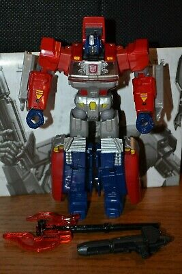 Transformers Generations 30th Anniversary Deluxe Autobot Orion Pax - Complete