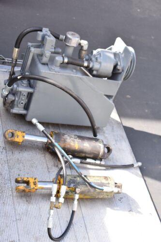 Hyster Forklift Hydraulic Pump & Rams