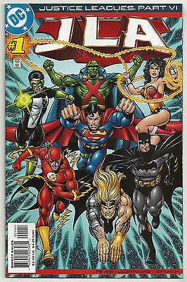 Justice Leagues - JLA   #1     NM