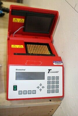 Biometra T1 Thermocycler  Thermoblock