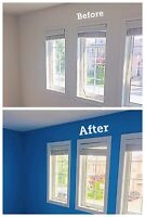 Sharp Cuts, Flawless finishes- Call VS PAINT for a FREE estimate
