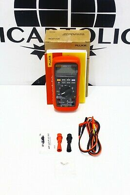 Fluke 28ii-ex Intrinsically Safe Ip67 True Rms Multimeter 28 Ii Ex