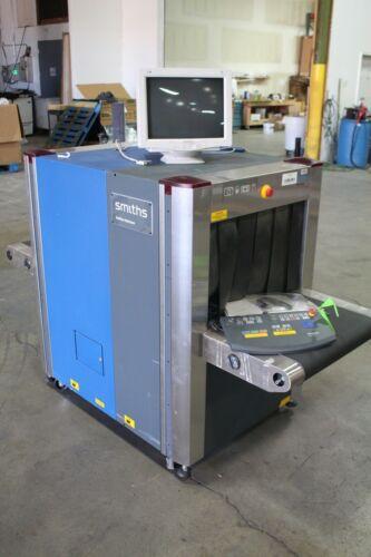 Smiths-heimann HS 6040I Hi-scan X-ray Scanner Inspection YEAR 2005