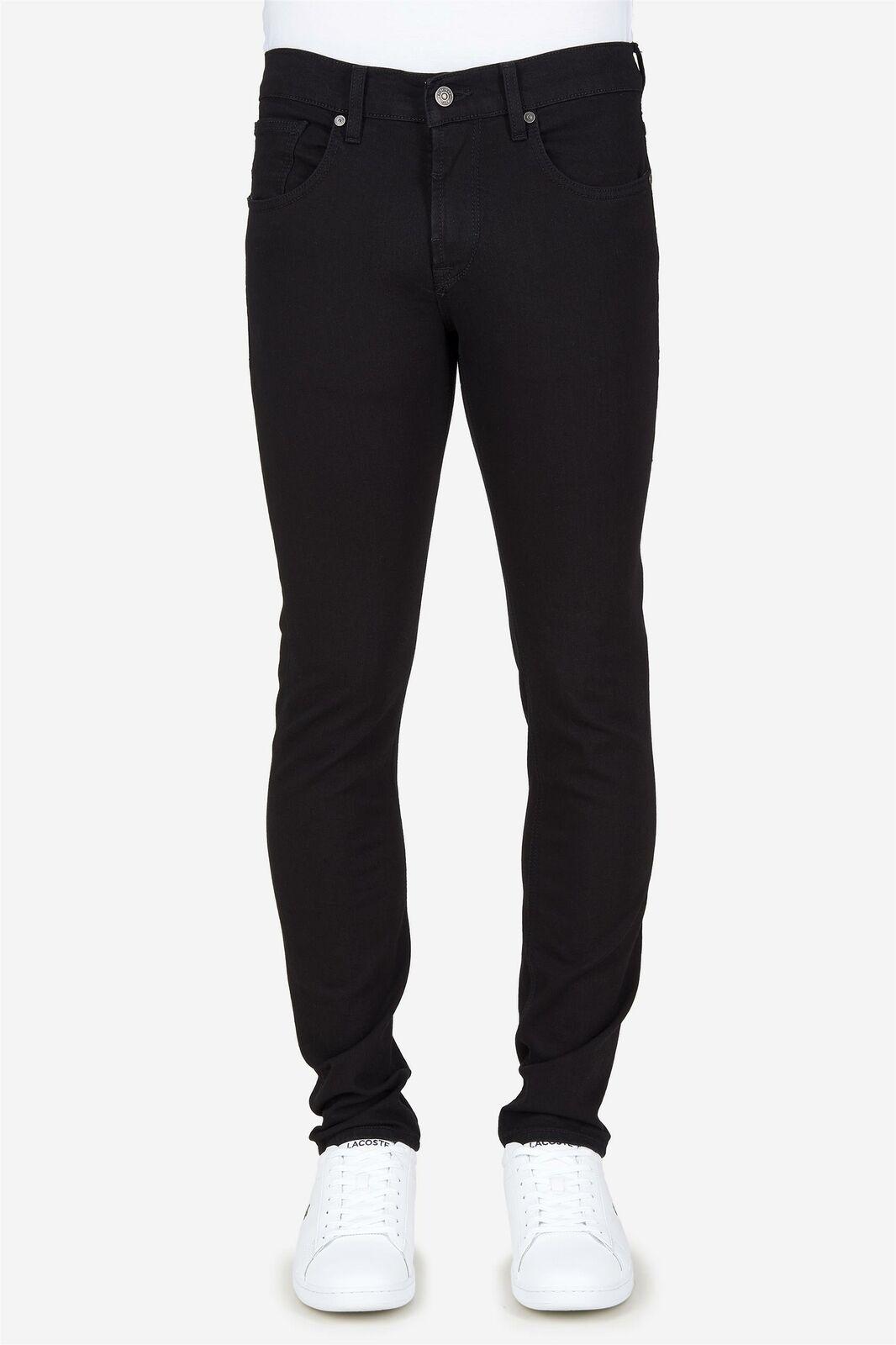 Baldessarini - Jeans Herren Slim Fit leger schwarz NEU: 129 €