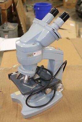 American Optical Fifty Binocular Laboratory Microscope