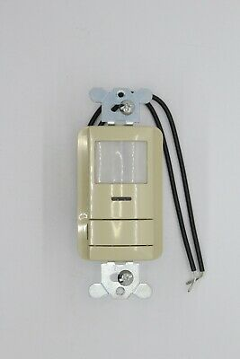 Acuity Sensor Switch Wsx Iv Wall Switch Sensor Passive Infrared Pir Ivory