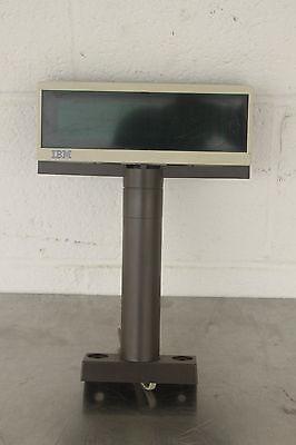 Ibm 4694-347 Pos Point Of Sale System Customer Display Pn 61p5766