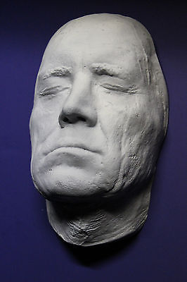 Max Von Sydow 1:1 Life Mask -  The Exorcist - Star Wars - Minority Report