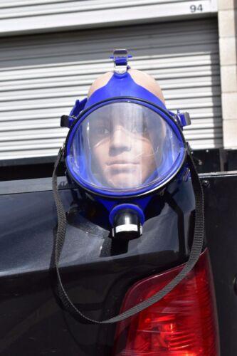 Survivair 4000 Series Full Facepiece Air Purifying Respirators