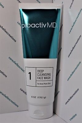New Sealed Proactivmd Proactiv Md  Deep Cleansing Face Wash 6Oz