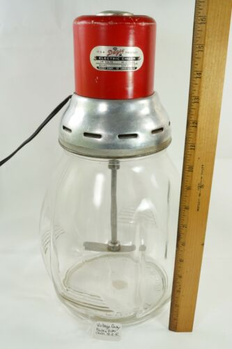Vintage Dazey Electric Butter Churn Model No 8-E-R