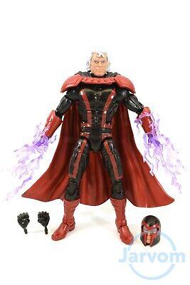"""Marvel Legends 6"""" Inch Apocalypse BAF Wave X-Men Magneto Loose Complete"""