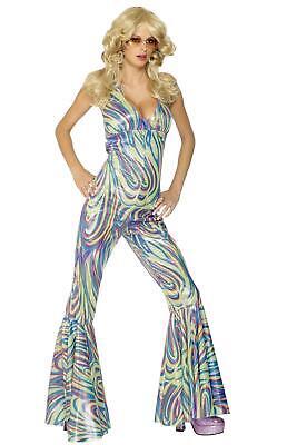 Dancing Queen Disco Fever Adult Costume Medium 10-12