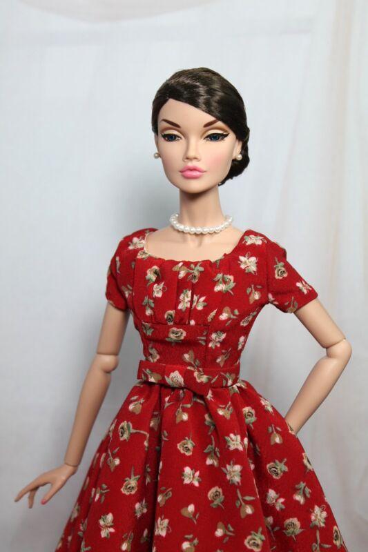 "SEWING PATTERN-Style 115 TV Inspired Dress Gene Tyler 16/"" Poppy Parker"