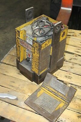 Walker Bm-30 3000 Lbs Electric Lifting Magnet