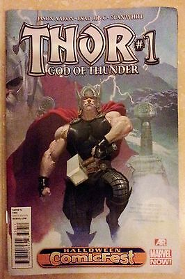 Thor God of Thunder #1 Halloween ComicFest ](God Of Halloween)