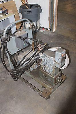 Stokes Vacuum Pump 148f Cfm 15
