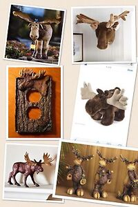 Looking for moose decor