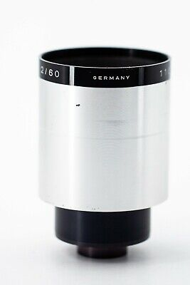 zeiss alinar IV 60mm F2 projection projector lens