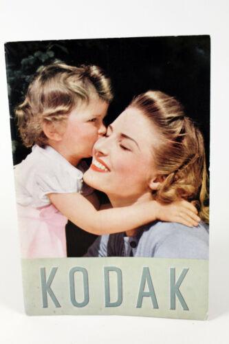 Kodaks and Brownies - Eastman Kodak Advertising Catalog - 1940 - VGC