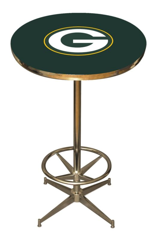 NFL Green Bay Packers Pub Table - NEW