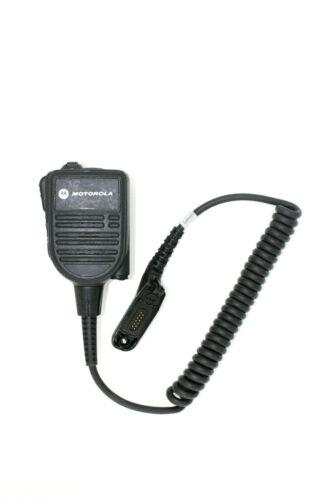 Motorola APX HMN4101A / MN4101B Radio Speaker Mic for APX6000 APX7000 APX8000