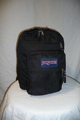JANSPORT Black Approx 30L Rucksack Backpack Bag