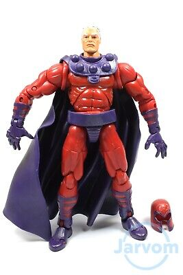 "Marvel Legends 6"" Inch Toybiz Series III 3 Magneto Loose Complete No Base"