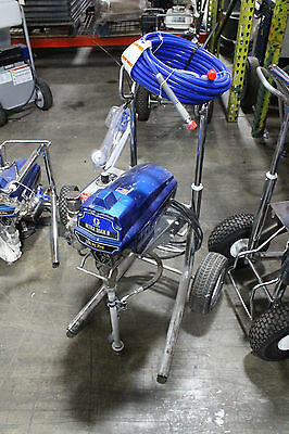 Graco Ultra Max II 595 PC Pro Airless Sprayer Hi‑Boy Reconditioned