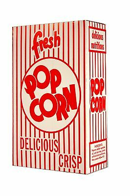 Paragon Part 1070 - Popcorn Boxes .74 Oz 100 Per Case