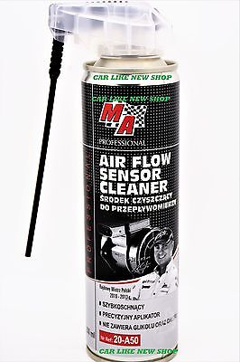 MA Air Sensor Clean Mass Air Flow Meter Cleaner HIGH QUALITY 250 mL