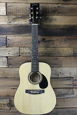 Johnson JG-610-NA  1/2 Size Acoustic Guitar, Natural  #R5733