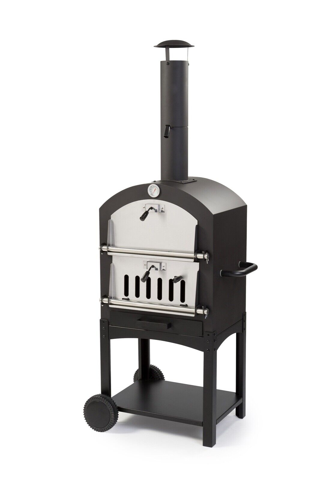 WPPO Wood Fired Garden Oven. Includes Pizza Stone. From Wood