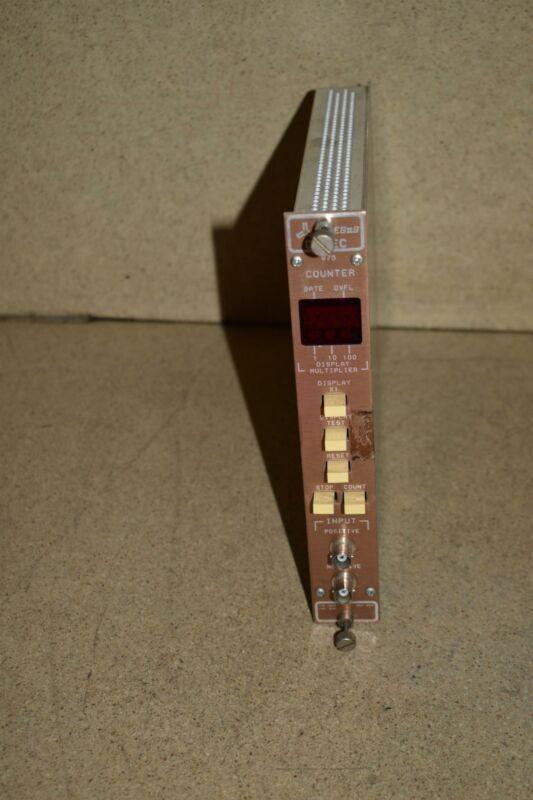^^ EG&G ORTEC 875 MULITIPLIER MODULE PLUG IN (TP1038)