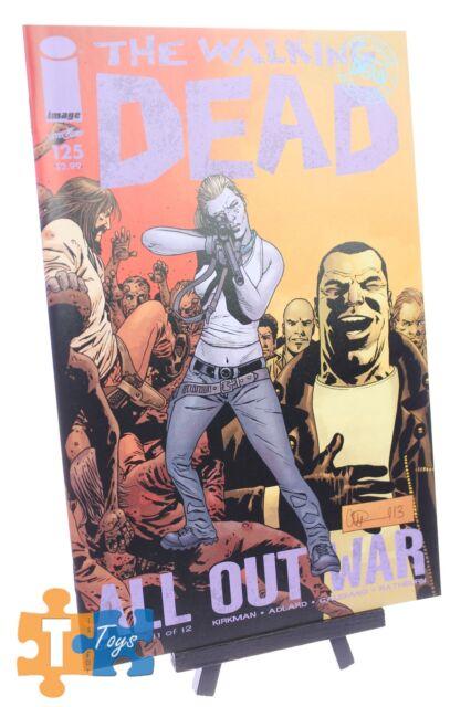 The Walking Dead #125 Image Comics April 2014 VF-NM