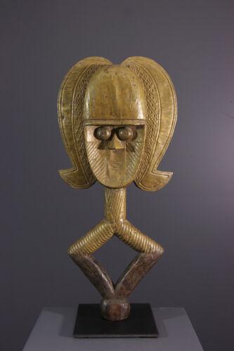 BAKOTA RELIQUARY AFRICAN TRIBAL ART AFRICAIN ARTE AFRICANA AFRIKANISCHE KUNST **