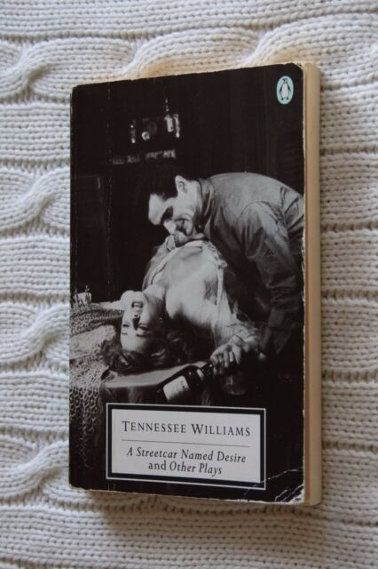 A Streetcar Named Desire by Tennessee Williams (Paperback, 1989), Free shipping