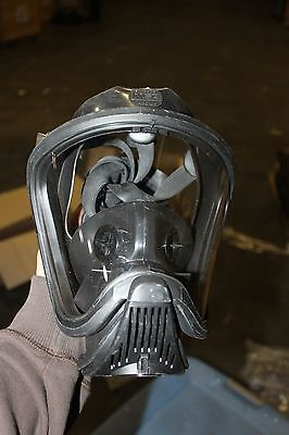 Msa Ultra Elite Small Scba Full Facepiece Respirator Mask