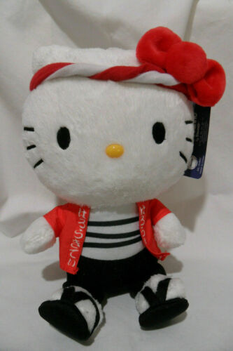 "Hello Sanrio HELLO KITTY Omatsuri 8"" plush (World Market exclusive)"