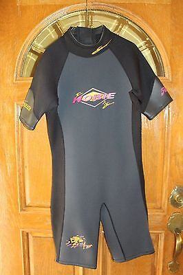 Team Hobie By Stearns XL wet suit short sleeves