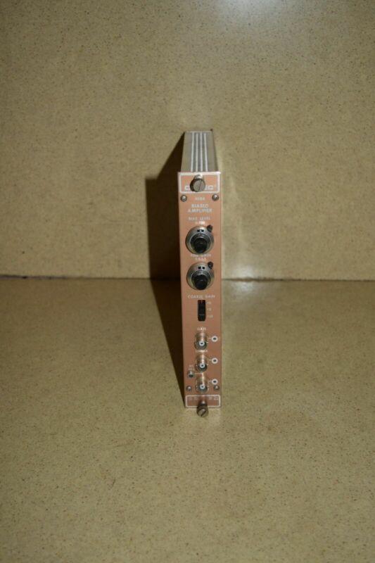 ^^ ORTEC 408A BIASED AMPLIFIER NIM MODULE (TP554)