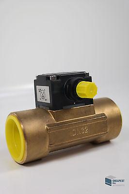 Bürkert Typ 8012 Durchflusssensor flow Sensor DN32, 00556015 Inline Flügelrad