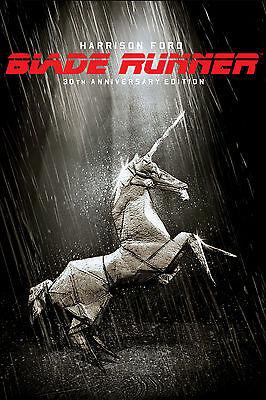 Blade Runner Movie Poster Harrison Ford Star Wars Indiana Jones