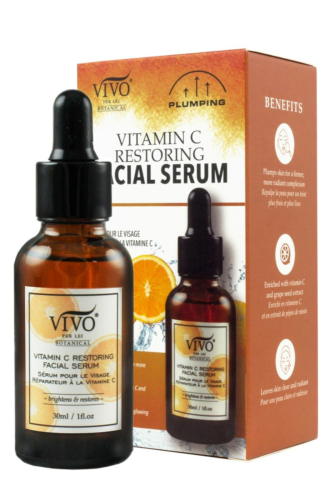 Vivo Labs Vitamin C Repairing Serum - Best Vitamin C Serum f