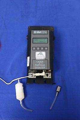Met Onepacific Scientific 227a 0.5um 2ch Handheld Laser Particle Counter