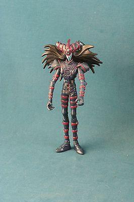 YU GI OH MAGICIAN OF BLACK CHAOS 1996 kazuki taxahashi action figure toy 1990