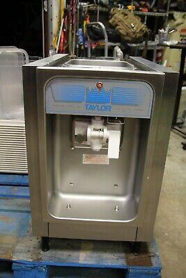 Taylor 152-12 Air Cooled Counter Top Ice Cream Yogurt Machine 115v 1 Phase