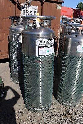 Liquid Nitrogen Dewar Plc-180lp